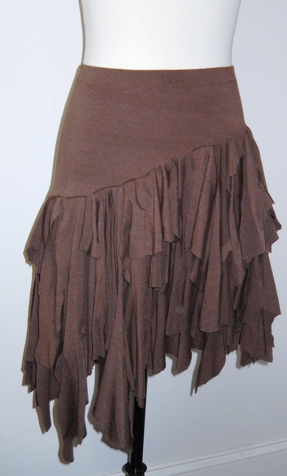 Stella Steampunk Skirt by Aithre on Etsy