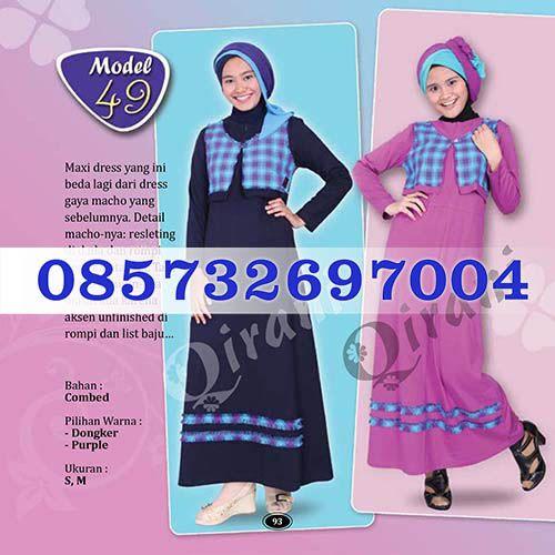 Gamis Qirani Model 29 Hubungi 085732697004 PIN BB D10F64D6