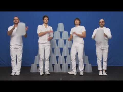"OK Go is amazing! Rhythmic visualizations throughout the entire video. I'll be using this soon with 3rd grade to kinetically show note values. Maybe use a scarf to imitate some of the motions. UPDATE: used this and the treadmill video as described above with 3rd-5th. We watched this one first, looking for slow and fast movements and how it fit with the beat. Then learned movements, then watched treadmill vid. They were calling out ""that's a whole (or quarter, half, etc.) note"" while…"