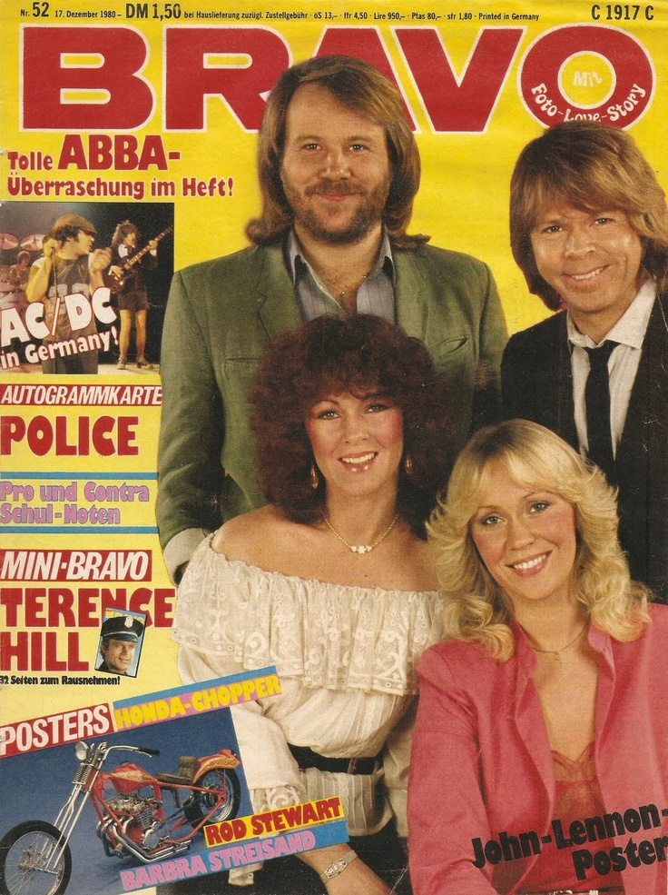 Abba - super group of 1980