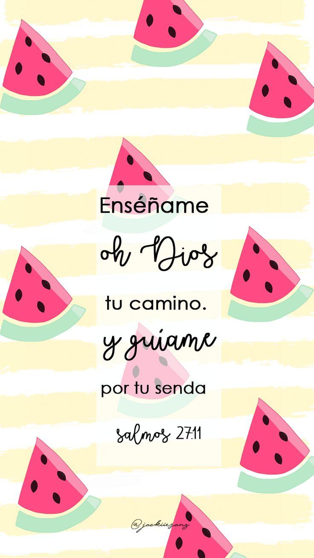 Wallpaper-salmos 27:11