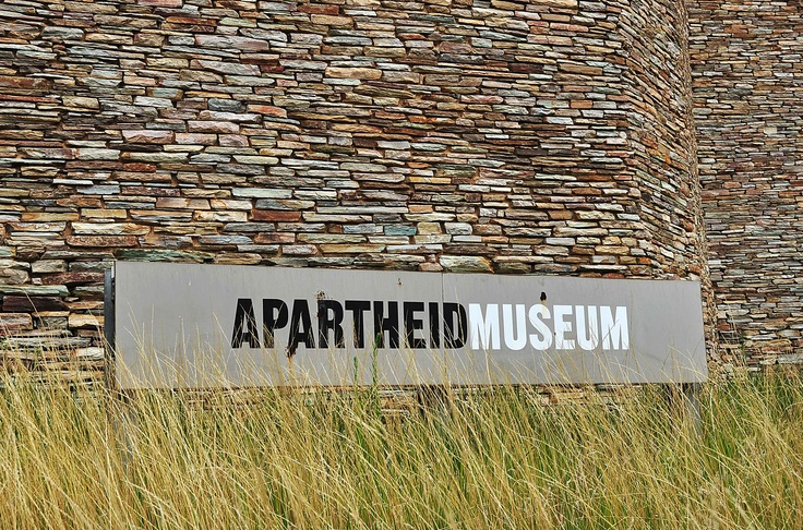 Day 13: Apartheid Museum