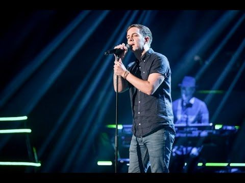 [HD] The Voice UK 2015: Blind Auditions - Stevie McCrorie 'All I Want' (...