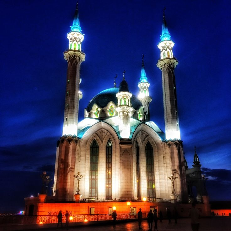 Мечеть Кул Шариф, Казанский Кремль, Татарстан