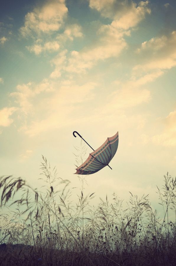 "500px / Photo ""Dreamy Umbrella"" by Adrian Limani"