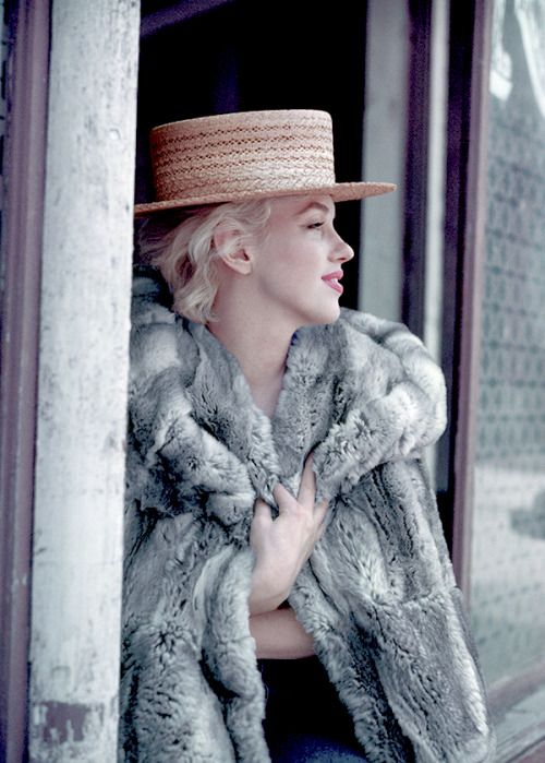 lauralftn: Marilyn Monroe photographed by Milton Greene, 1956.