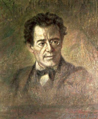 Anton Wagner - Gustav Mahler (1860-1911)