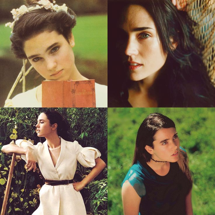 "semisweetshadow: "" Favorite Actors/Actresses → Jennifer Connelly "" ""Acting is great. When it works it is so fulfilling. You do the research and work with other talented people who are creative and..."