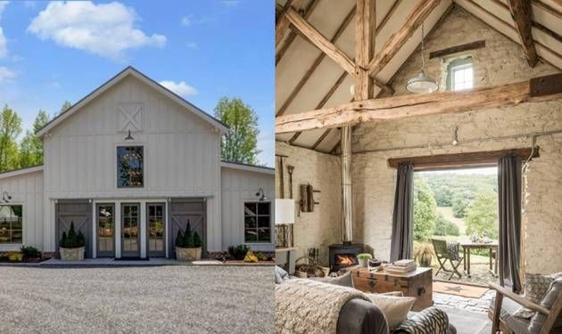 36 'Barndominiums' That'll Inspire Anyone to Ditch the Big ... Huge Barndominium