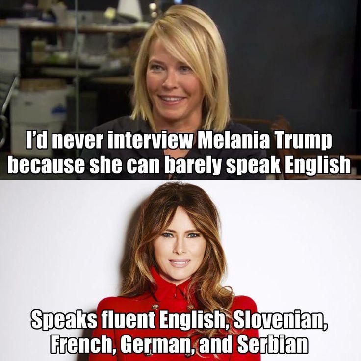Chelsea Handler Quote - Racist! Liberal Celebrity Hypocrisy & Ignorance!