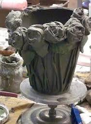 """Vaizdo rezultatas pagal užklausą """"cement cloth planters"""""""