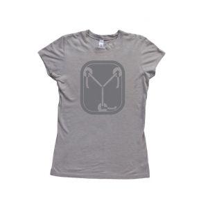 Womens Flux Capacitor Light T-Shirt  #Capacitor #Flux #Light #Tshirt #Women's TshirtPix.com