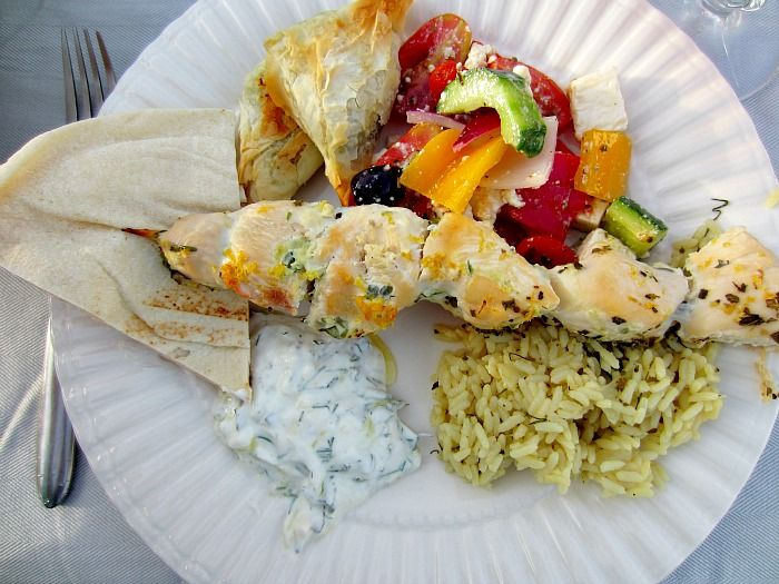Greek Dinner Party Menu Ideas Part - 16: Chicken Souvlaki, Greek Food, Summer Dinner Party | Club Narwhal