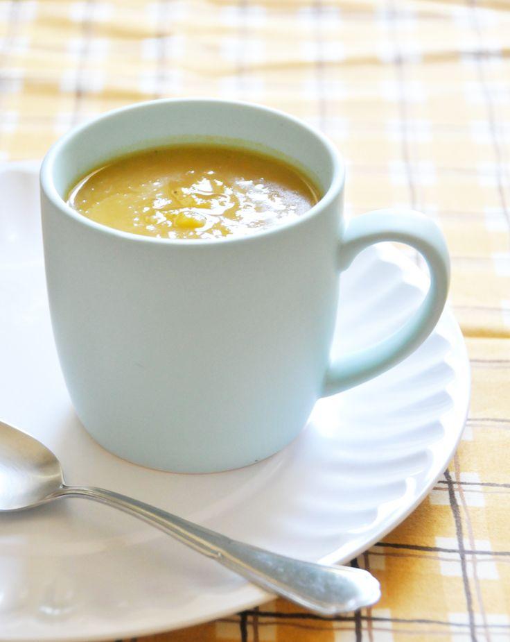 Leek, Butternut Squash & Potato Soup, love creamy soups! | soup nazi ...
