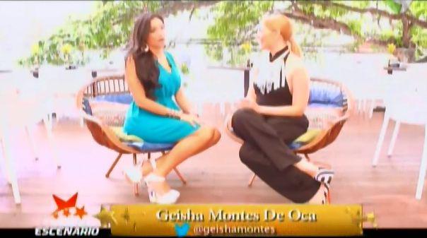 Participante De Nuestra Belleza Latina En Tras El Escenario #Video