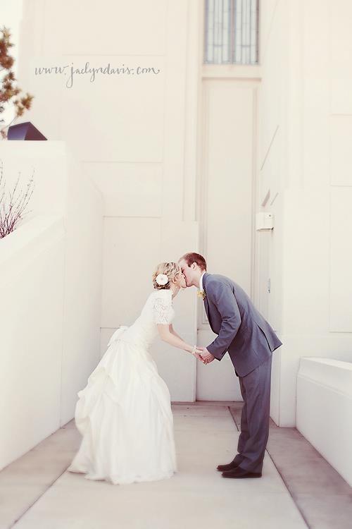Idaho Falls Temple Wedding Idea