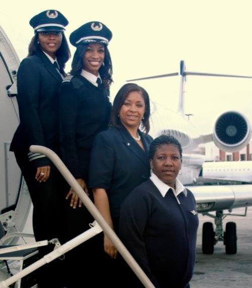 up up and away: Black Female, American History, All Black, Africans American, Black History, Female Flight, Flight Attendance, Flight Crew, Black Girls