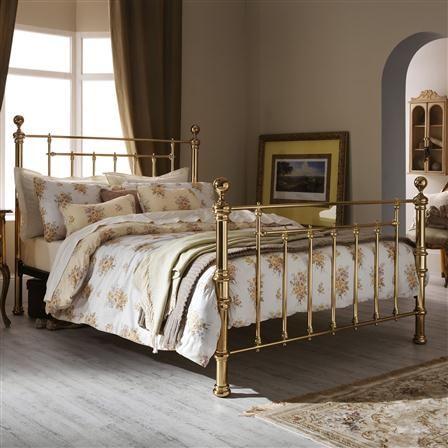 Best Benjamin Double Bedframe Brass Bed Frame Bed Frames 400 x 300