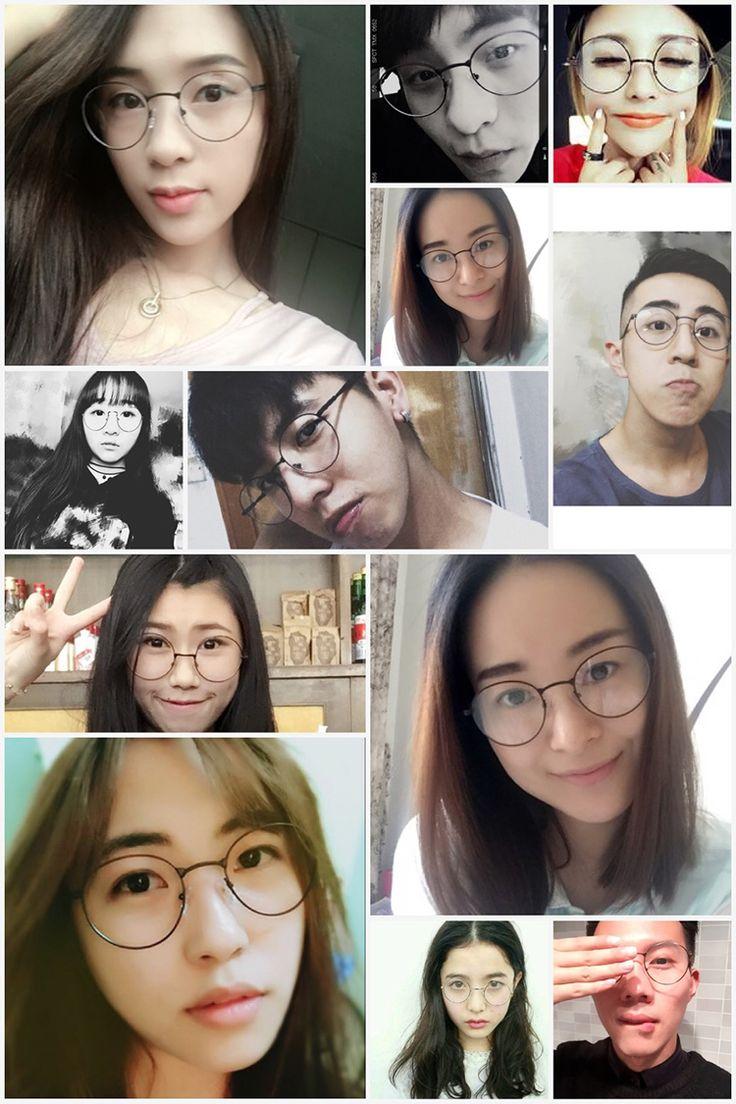 2018年トレンド眼鏡細いメガネメタル金属丸いカタログメガネラウンド眼鏡メガネフレーム伊達通販安いメガネ度付き近視女子超軽量エレガント大人フレーム ブランド レディース