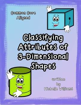 This product contains: -classifying quadrilaterals using a tree map -card sort for 3-dimensional shapes and real-life connections -geometric wanted activity for 2-dimensional shapes -black line and color card sorts -compare and contrast cut and paste of 2 and 3 dimensional shapes  visit us at www.facebook.com/CreativeEdConcepts