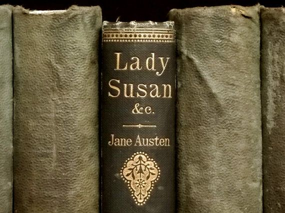 Jane Austen biography with Lady Susan and other by EAGERforWORD, £95.00