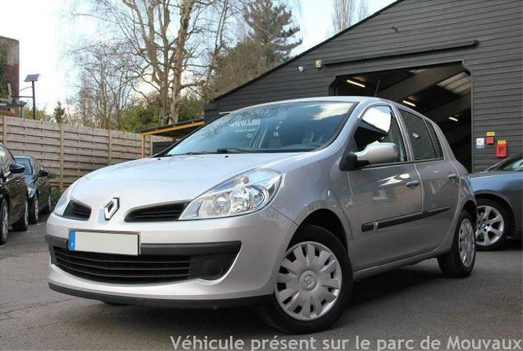 OCCASION RENAULT CLIO III 1.5 DCI 70 EXTREME CLAIRE