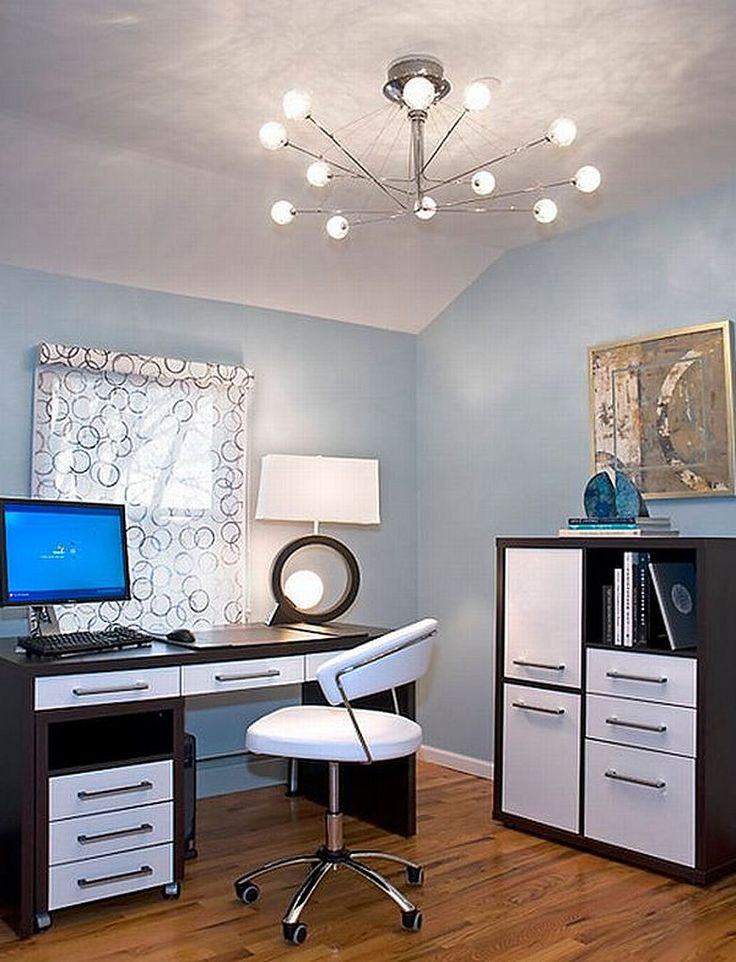 nice 100 Perfect Home Office Ideas for Small Spaces