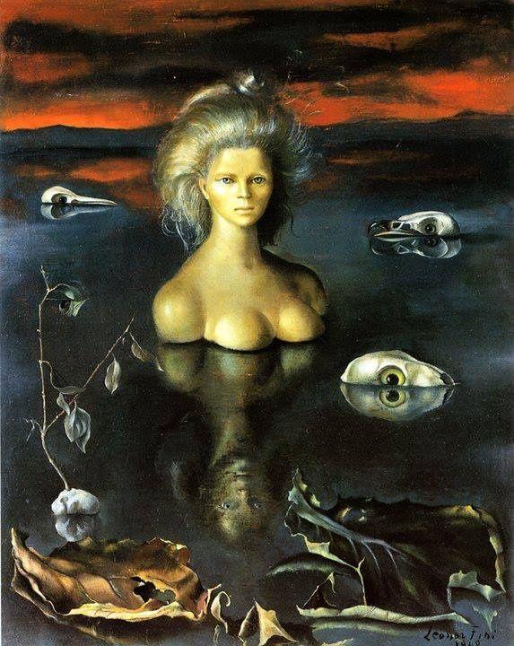 Leonor Fini Le bout du monde (1949 )