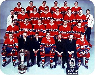 1968 Montreal Canadiens - Stanley Cup Champions