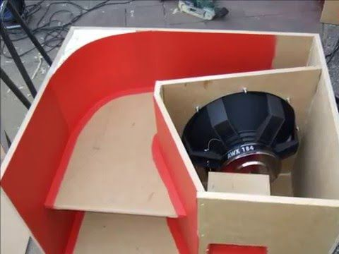 fabrication de sub de Victorin - YouTube