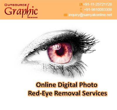 We provide Red-eye removal to any old or new photo automatically from a bunch of digital pictures! Our experts can remove red-eye completely by our software automatically.