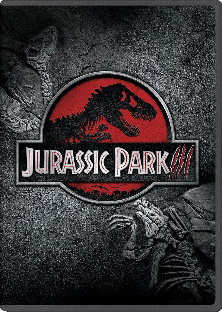 Jurassic Park 3 DVD Widescreen