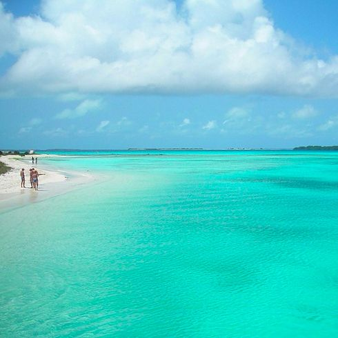 Los Roques Archipelago National Park, Venezuela- 24 Awe-Inspiring National Parks That Will Make You Want To Grab Your Hiking Boots