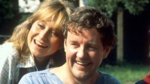Felicity Kendal & Richard Briers