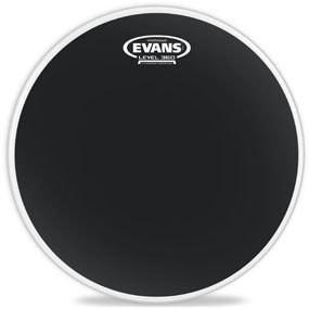 Evans Hydraulic Black Drum Head