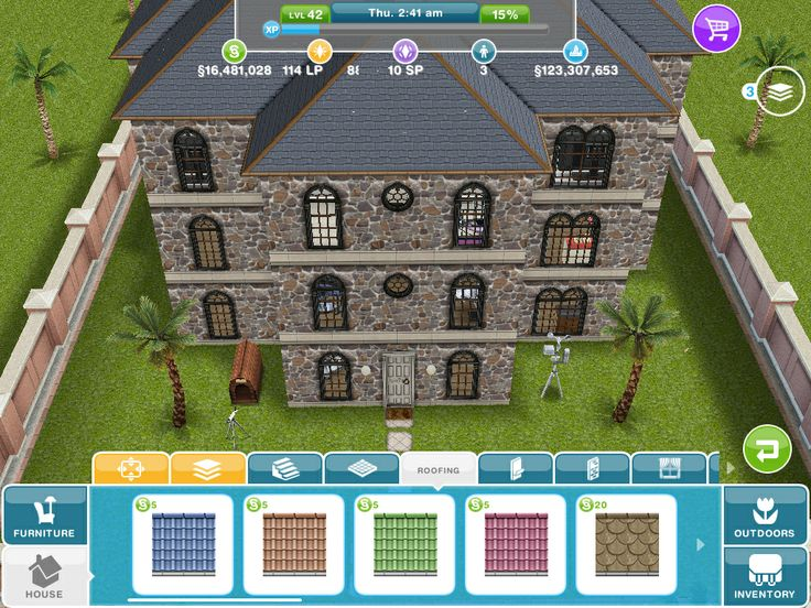 21 best images about the sims freeplay on pinterest for Casa de diseno the sims freeplay
