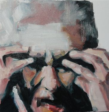 "Saatchi Art Artist jacqueline hoebers; Painting, ""emotions"" #art"