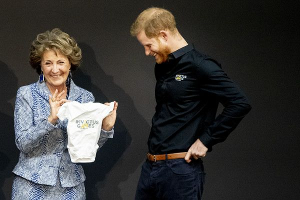 Invictus Games 2020.Prince Harry Photos Photos Annonce Of The Invictus Games