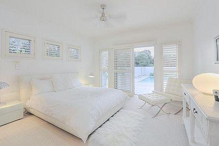 オーストラリアの住宅で唯一の白い壁や家具。 - フォーカス - マガジン - lakaskultura.hu