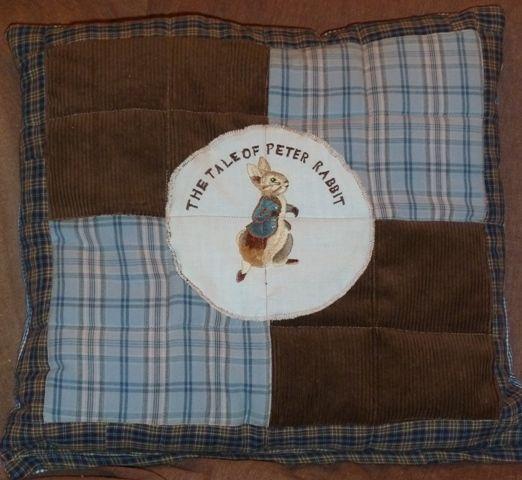 pillow for Adam