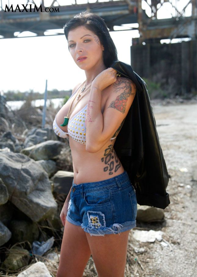 from Zechariah pit bulls and parolees girls nude