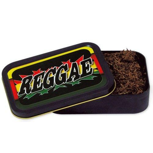 Boite en Métal Reggae