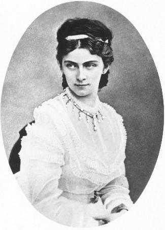 Herzogin Sophie in Bayern, jüngste Tochter von Herzog Max in Bayern und Prinzessin Ludovika von Bayern.