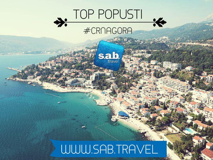 TOP POPUSTI! #CrnaGora Produžen rani booking do 15.06.2015.  Specijalna akcija za boravak do 15.JULA - JUNSKE CENE! Crna Gora – Hotel Palas 4* i Castellstva 4* u Petrovcu, TN Slovenska plaža 3+*,4* i Hotel Aleksandar 3* u Budvi http://www.sab.travel/crna-gora-specijalne-ponude-2015 Telefon: +381 11 30 65 350 Email: office@sab.travel Adresa: Deligradska 9, 11000 Beograd Web adresa: www.sab.travel #sabtravel #leto2015 #Montenegro #letovanje #Budva #Bečići #Petrovac…