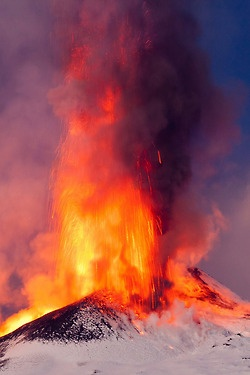Best Volcano Pics Images On Pinterest Nature Landscapes - Incredible neon blue lava flames erupt volcano