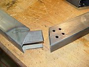 Frame Fabrication The Scratch Built Hot Rod My Hot Rod