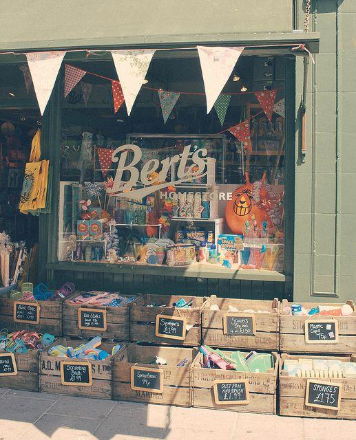 Bert's Homestore | Brighton