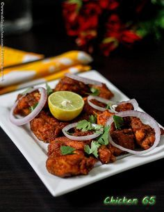 Best 25 recipe chicken 65 chinese style ideas on pinterest chicken 65 restaurant style chicken 65 easy party snacks south indian chicken recipes forumfinder Choice Image