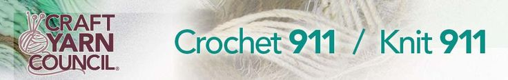 Yarn Council   On the following pages you will find the answers to many of your crochet and knitting questions, along with tips and general helpful informa...