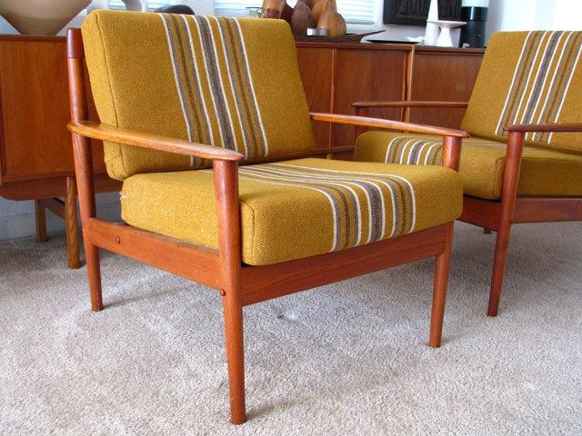 MCM Greta Jalk Chair